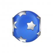 Шарм серебряный