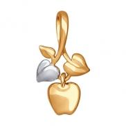 Подвеска золотая