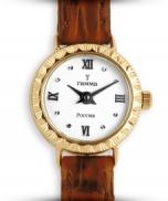 Часы женские золотые