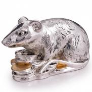Мышь серебряная