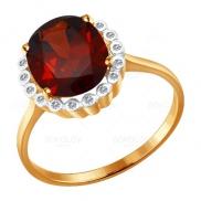 золотое кольцо с хризолитом купить